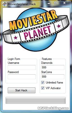Moviestarplanet VIP Hack