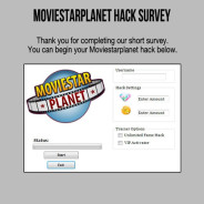 Moviestarplanet Hack No Download