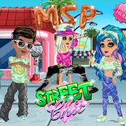 Moviestarplanet Street Chic Competition