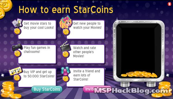 MSP-Starcoins-cheats