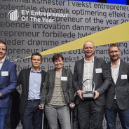 MovieStarPlanet Wins Most Innovative Company in Denmark Award 2014!