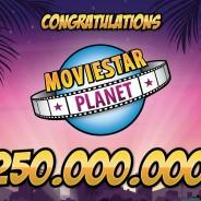 250 Million MovieStars!