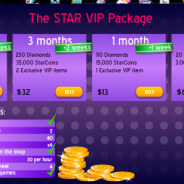 Star VIP Package Sale Happening Now