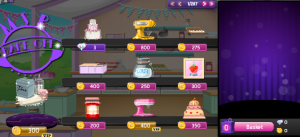 msp bake items